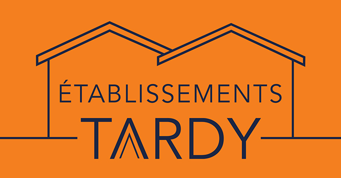 ETS Tardy, Charpente - Couverture
