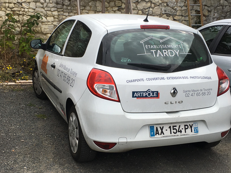 Vehicule Tardy