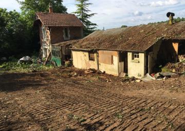 Charpent, Couverture, Ossature Bois